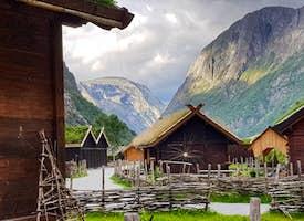 Explore the World of Vikings in the Norwegian Viking Valley's thumbnail image