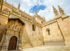 Visit The Historical City Center Of Granada's thumbnail image