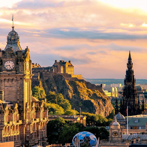 Shaping the Modern World: Edinburgh's New Town – Live Virtual Experience's main gallery image