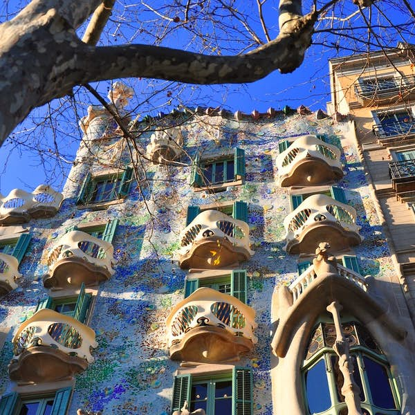 The Works of Gaudi & Catalan Modernism Live Virtual Tour's main gallery image