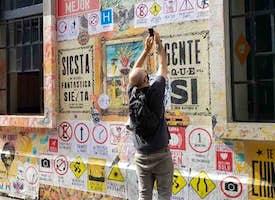 Urban Art in Palermo's thumbnail image