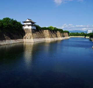 Osaka Castle Grounds Walk-a-bout and History Tour's gallery image