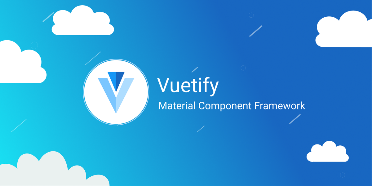 Vuetify is a Vue UI library that allows users to create amazing applications