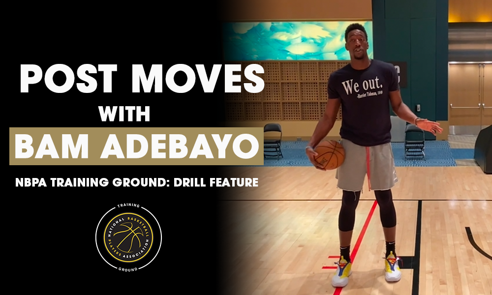 Post Moves with Bam Adebayo