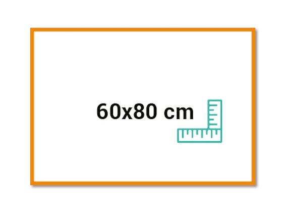 Panneau 80 x 60 cm