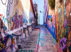 Valparaiso, between history and modern art - Live streaming tour's thumbnail image