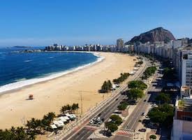 History of Copacabana's thumbnail image