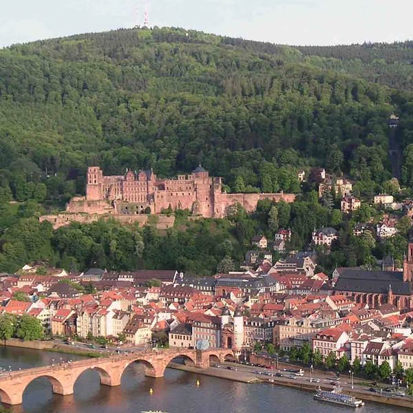Tour of Heidelberg Castle & Old Town's main gallery image