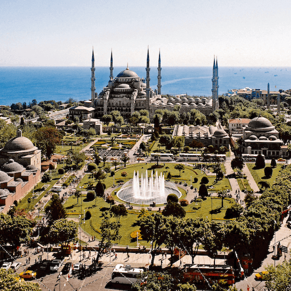 Constantinople, Istanbul- Strolling Through the Heart of the City's main gallery image
