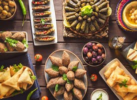 Turkish Meze Tapas: Online Cooking Class with a Local Chef's thumbnail image