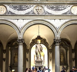 The Secrets of the Medici Live Virtual Tour's gallery image
