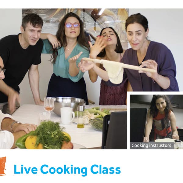 Greek Gastronomy: Live Cooking Class's main gallery image