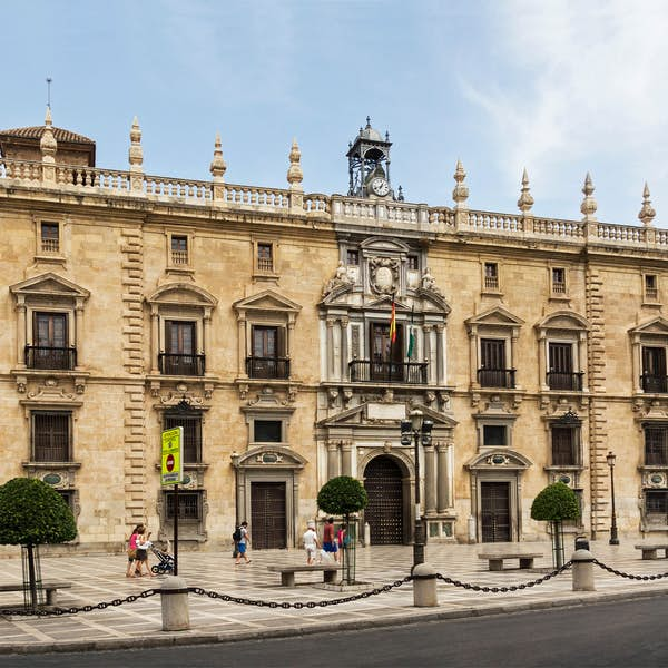 Visit The Historical City Center Of Granada's main gallery image