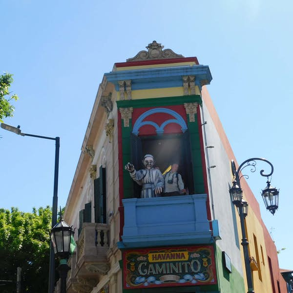 """Explore Colorful La Boca and """"Caminito"""", the Artists' Street by the Water's main gallery image"""