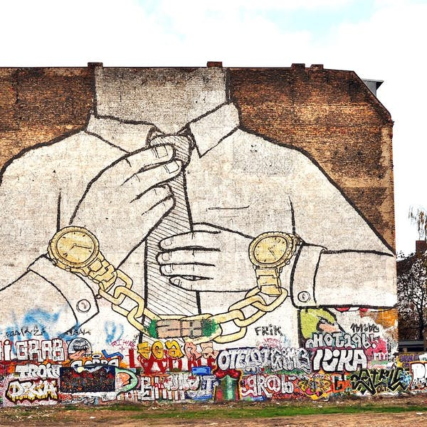 Berlin's Street Art Live Virtual Tour's main gallery image