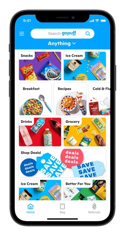 Gopuff App image