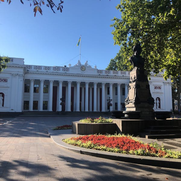 Jewish Odessa Tour Part 1: The City of Dreams's main gallery image