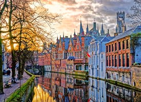 Bruges Without the Crowds: Online City Walk's thumbnail image