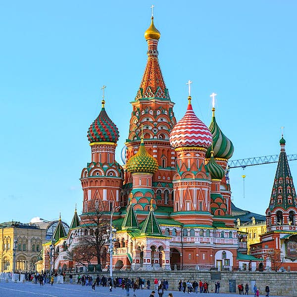 The Best of Moscow Live Virtual Tour's main gallery image