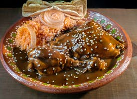 Online Mexico City Experience: Authentic Mole Cooking Class with Mexican Chef - Private Group for 10's thumbnail image