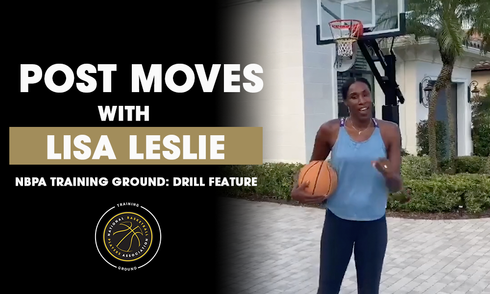 Post Moves with Lisa Leslie