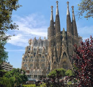 The Works of Gaudi & Catalan Modernism Live Virtual Tour's gallery image