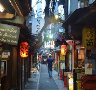 Live Shinjuku Golden Gai Tour's gallery image