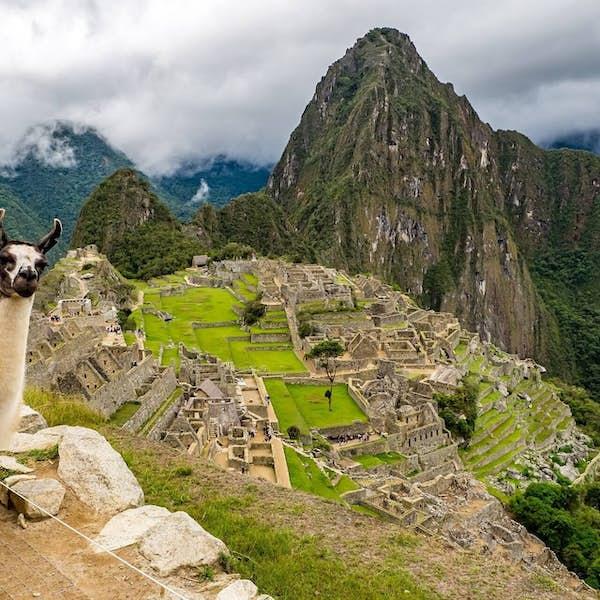 Explore Machu Picchu Live Virtual Tour's main gallery image