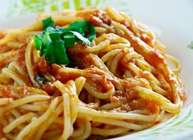 Italian Pasta Alla A'matriciana: Online Cooking Class with a Local Roman's thumbnail image