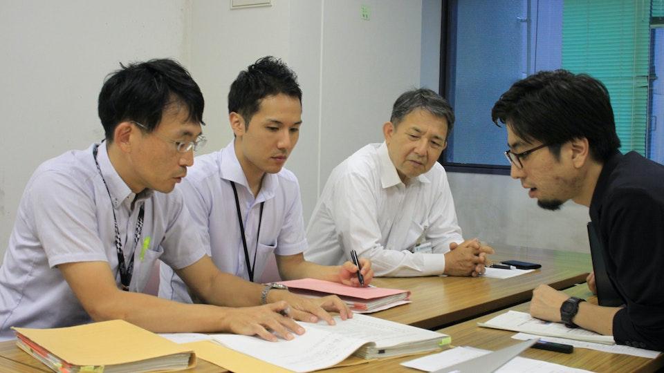 神戸市の最新事例「介護事業者向け手続き案内のデジタル化」その手法とは