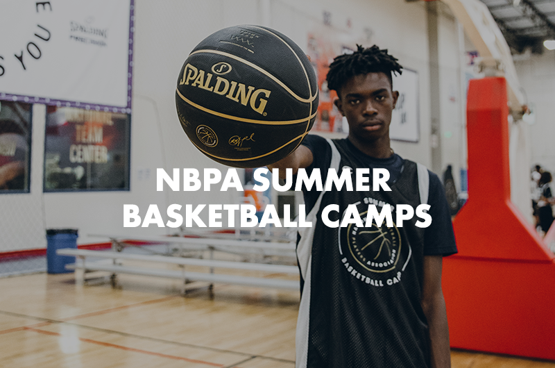 NBPA SUMMER BASKETBALL CAMPS