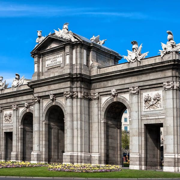 Madrid's History & Architecture Live Virtual Tour's main gallery image