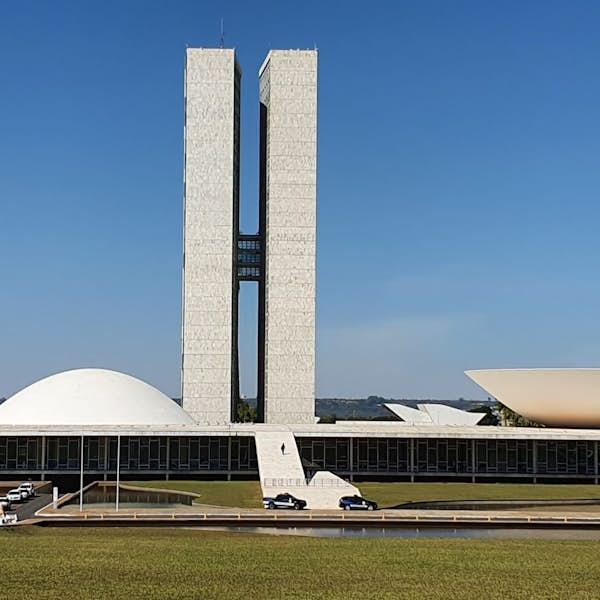 Brasilia, capital of Brazil's main gallery image