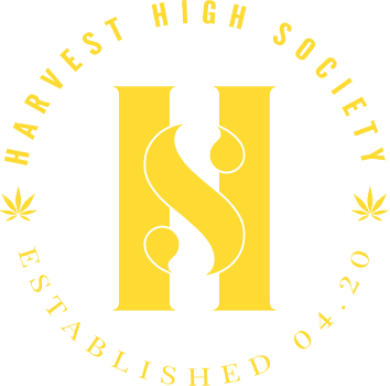 Harvest Flower Society Logo