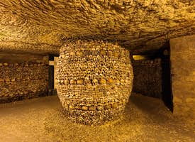 Descend into the Darkness of Paris' Catacombs's thumbnail image