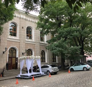 Odessa's Jewish Heritage Tour. From the Star in Exile to the Gates of Sion. Part 2.'s gallery image