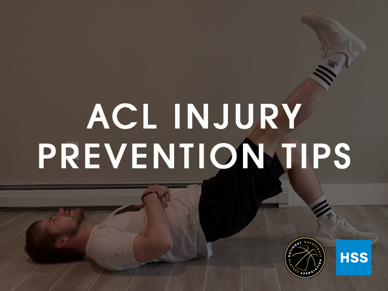 ACL Prevention Tips