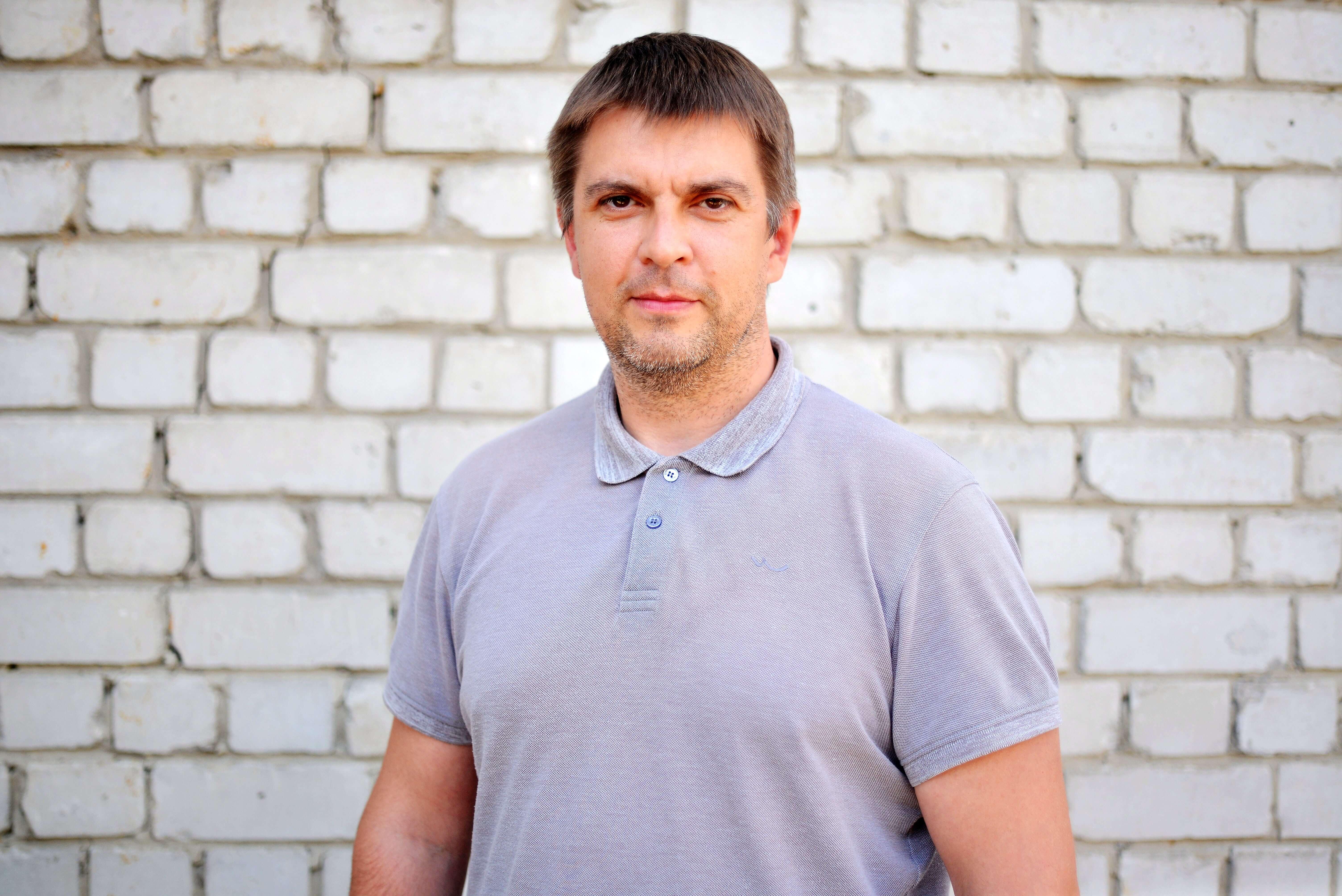 Image of Eugene Blokhin, Logistics & Marketing at ProOrganica