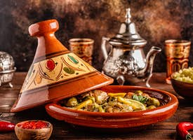 Online Marrakech Experience: Tajine Cookery Class - Private Group For 8's thumbnail image