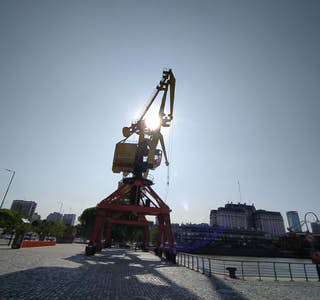 Puerto Madero, the newest in Buenos Aires's gallery image