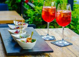Italian Aperitivo in Rome: Online Cocktail Class with a Local Roman's thumbnail image