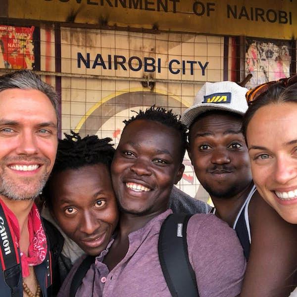 Nairobi through the Eyes of a Street Child Virtual Tour's main gallery image