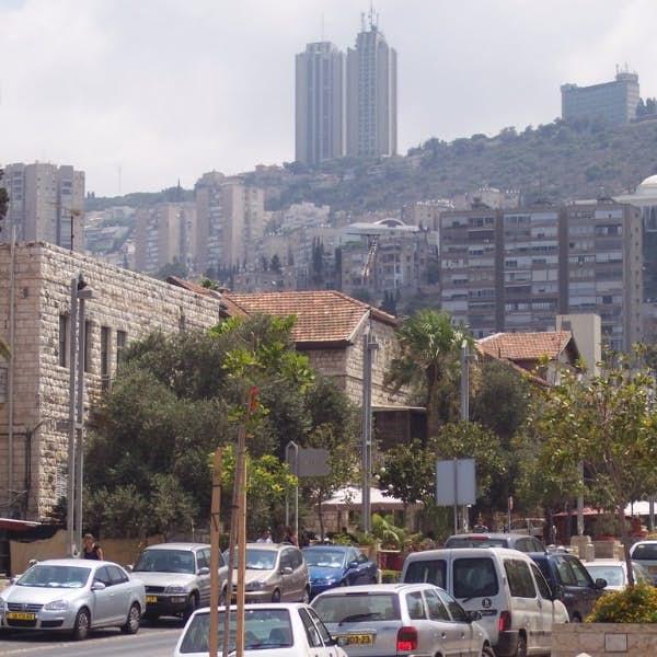 German Colony and Bahai Gardens View in Haifa's main gallery image
