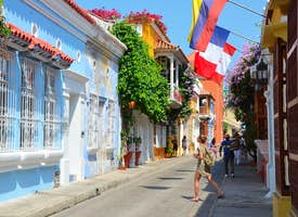 CARTAGENA, the colonial jewel of Latin America - Live streaming tour's thumbnail image