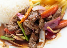Peruvian Lomo Saltado and Ceviche: Online Cooking Class with Professional Chef's thumbnail image