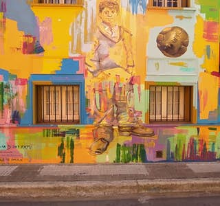 Learn about the Distinctive and Colorful Urban Art of Buenos Aires's gallery image