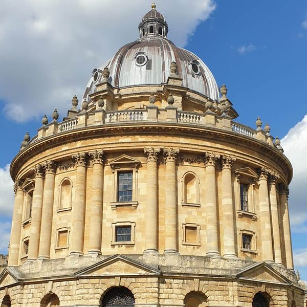 Walking Tour of Oxford University's main gallery image