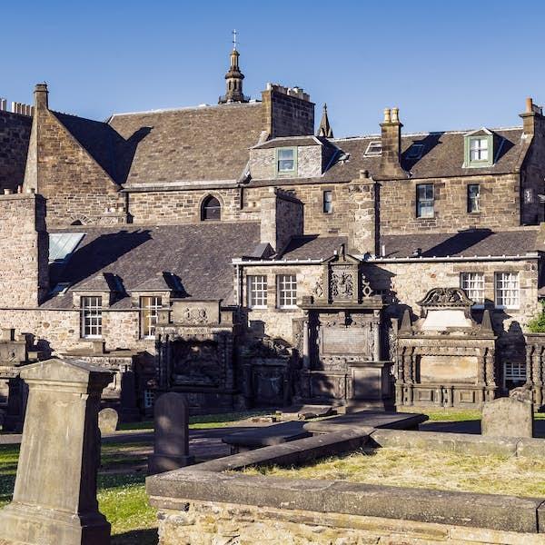Mysterious Edinburgh – Live Virtual Experience's main gallery image