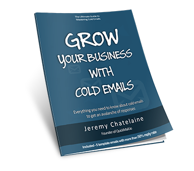Cold Email Book