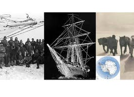 """Antarctica: Shackleton, The """"Heroic Age"""" and the race to the South Pole's thumbnail image"""